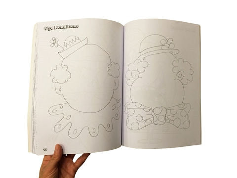 Between the Lines Coloring Book by mulitple artists