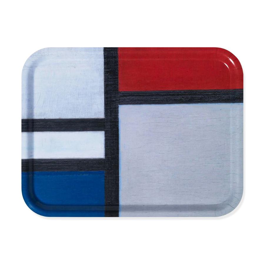 Tray by Piet Mondrian
