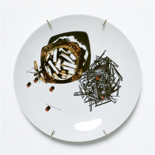 DISH Plate Series by Patella Brothers