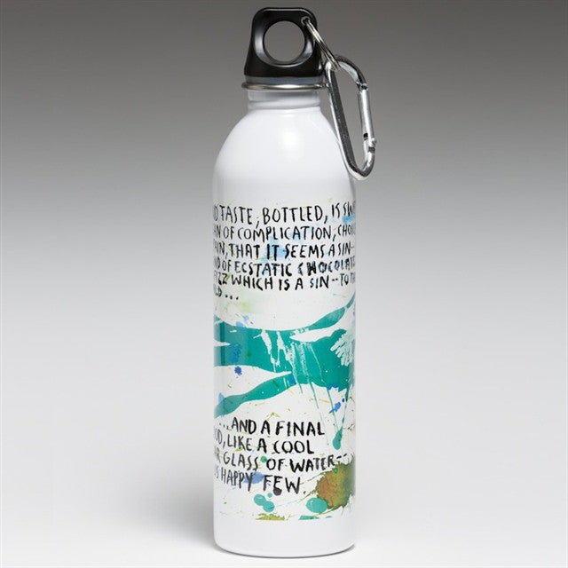 Water Bottle by Raymond Pettibon