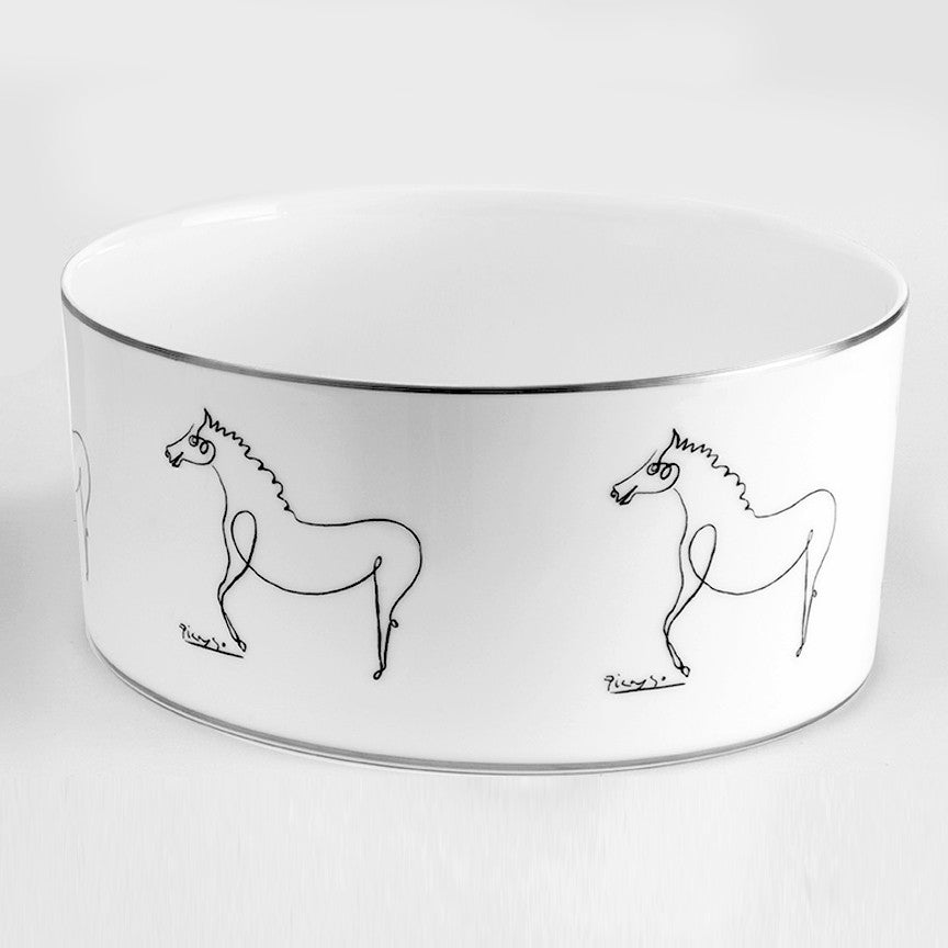 Serving Bowl (The Horse) by Pablo Picasso
