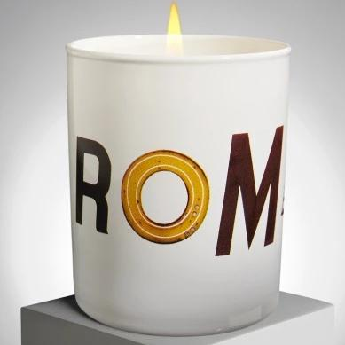 Romance Candle by Jack Pierson