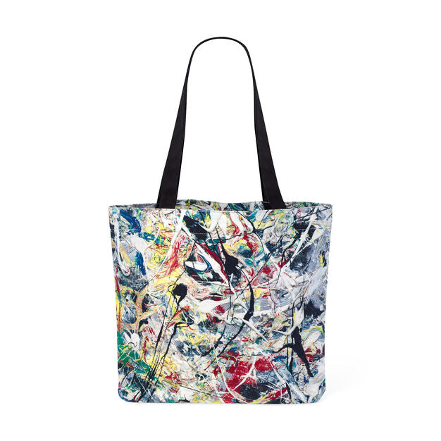 Tote Bag by Jackson Pollack