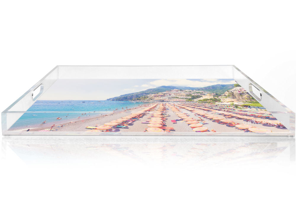 Positano Tray by Gray Malin