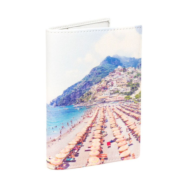 Positano Passport Case by Gray Malin