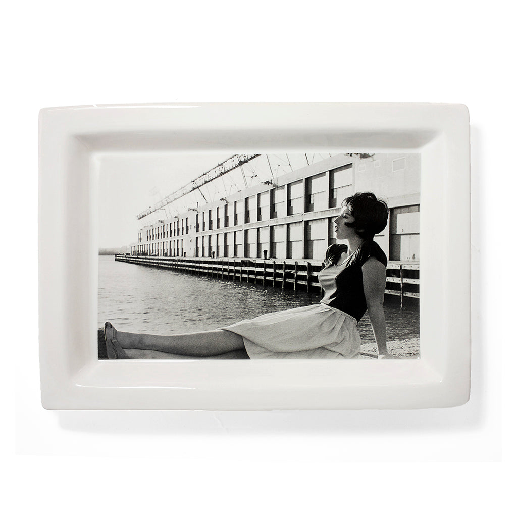 Untitled (Film Still) Tray by Cindy Sherman