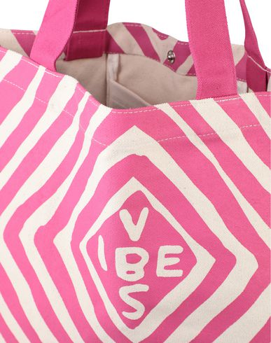 Vibes Tote by David Shrigley
