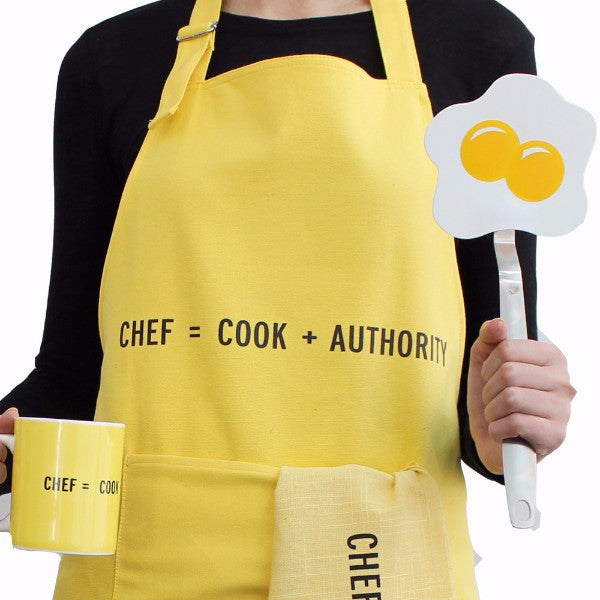 Chef Apron by Craig Damrauer