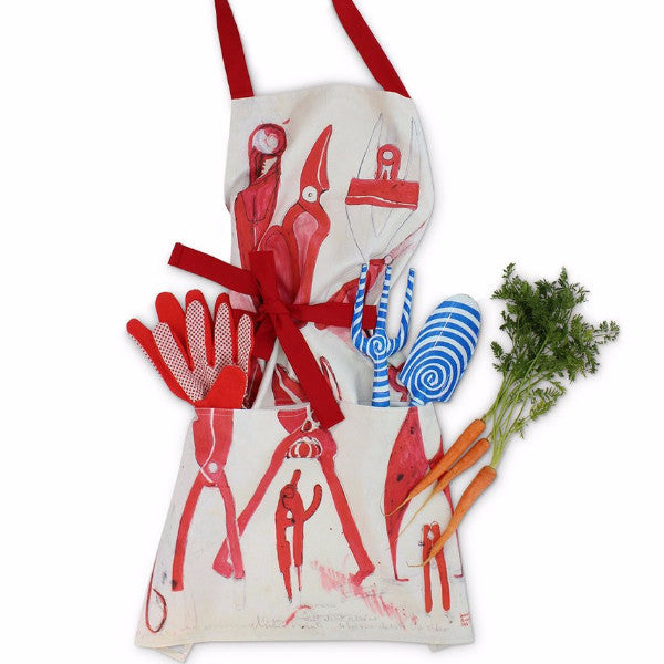 Garden Tools and Apron by Louise Bourgeois