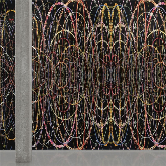Echo, Wow and Flutter... wallpaper by Fred Tomaselli