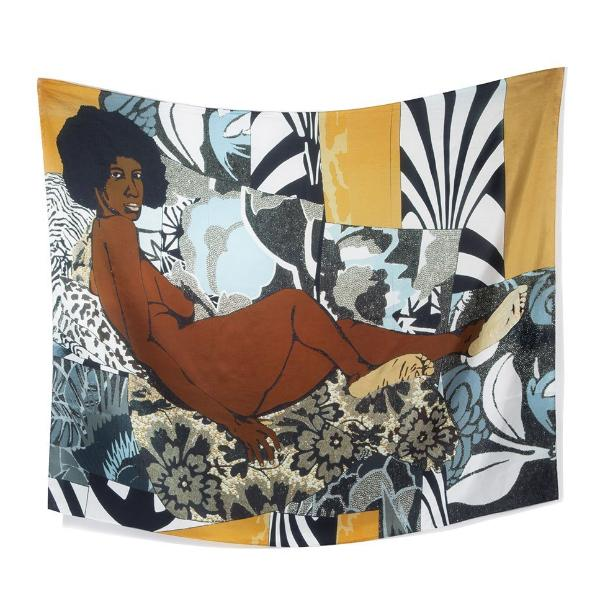 Scarf by Mickalene Thomas