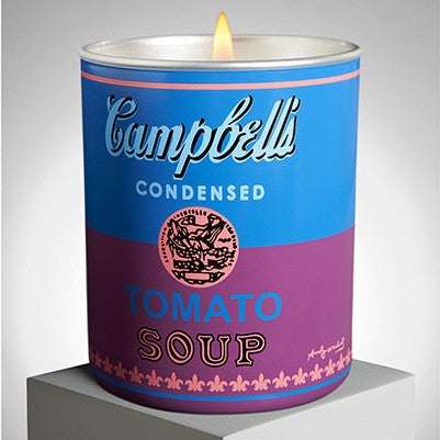Candle (Fig & Tree) by Andy Warhol