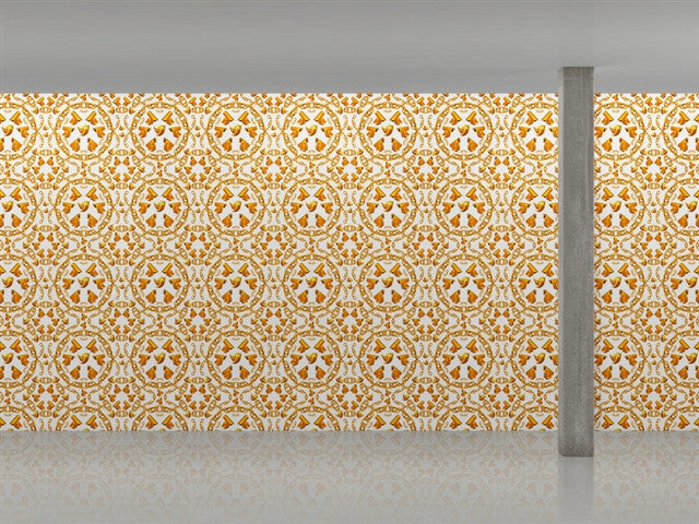 Golden Age Wallpaper by Ai Weiwei