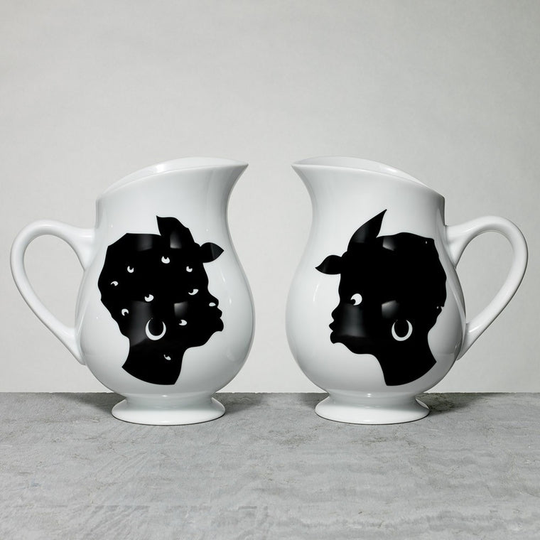 (Untitled) Pitcher by Kara Walker