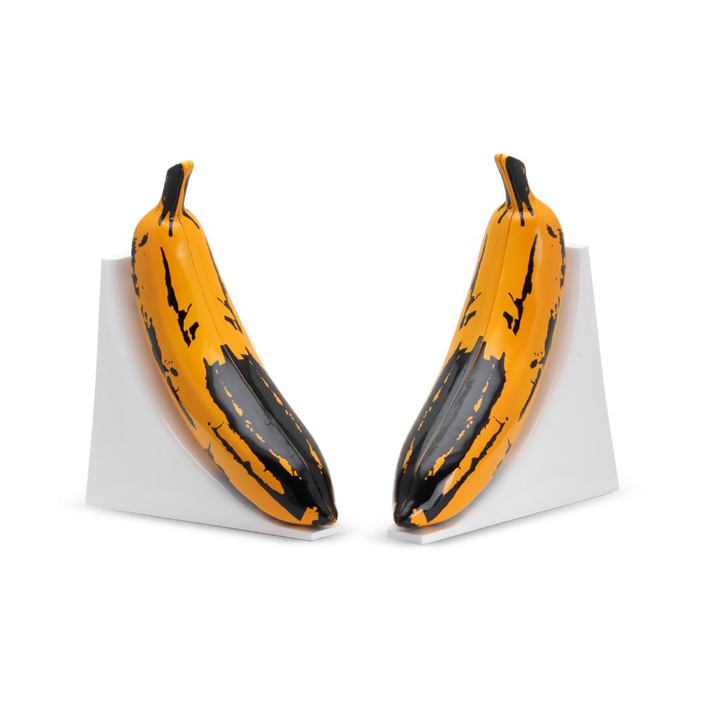 Banana Bookends (Yellow) by Andy Warhol