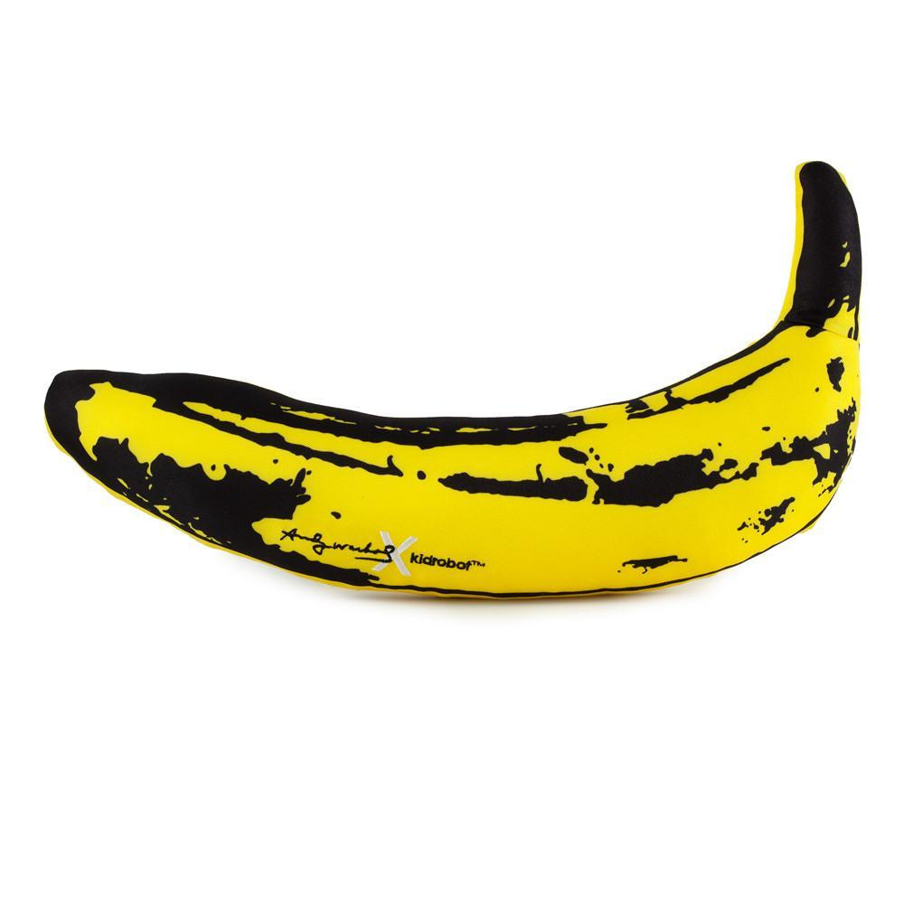 Banana Plush by Andy Warhol