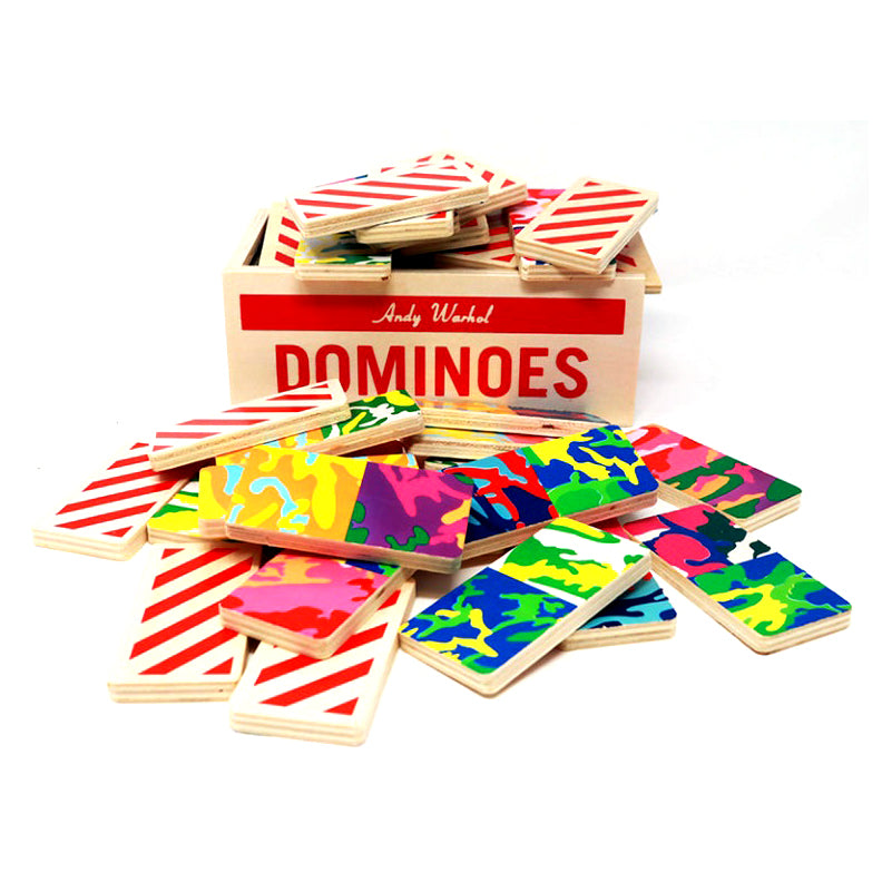 Dominoes by Andy Warhol