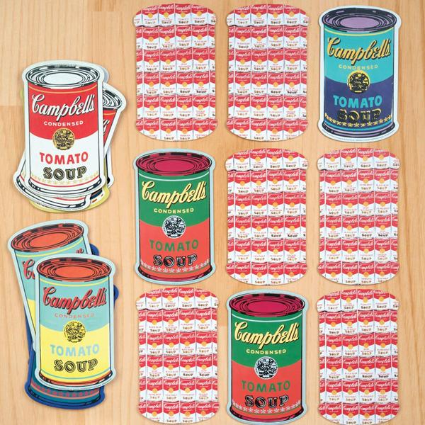 Memory Game by Andy Warhol