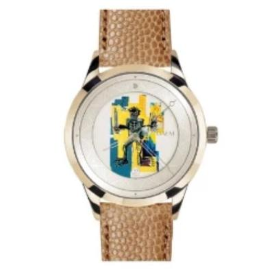 Warrior Watch from Jean-Michel Basquiat