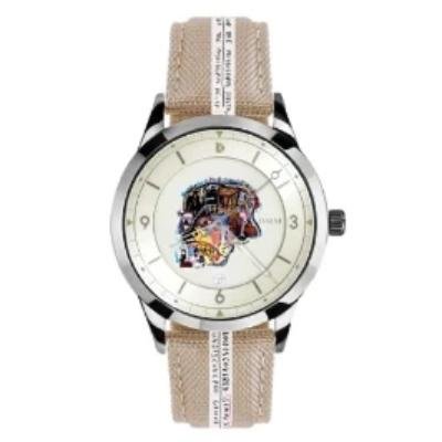 Skull Watch from Jean-Michel Basquiat