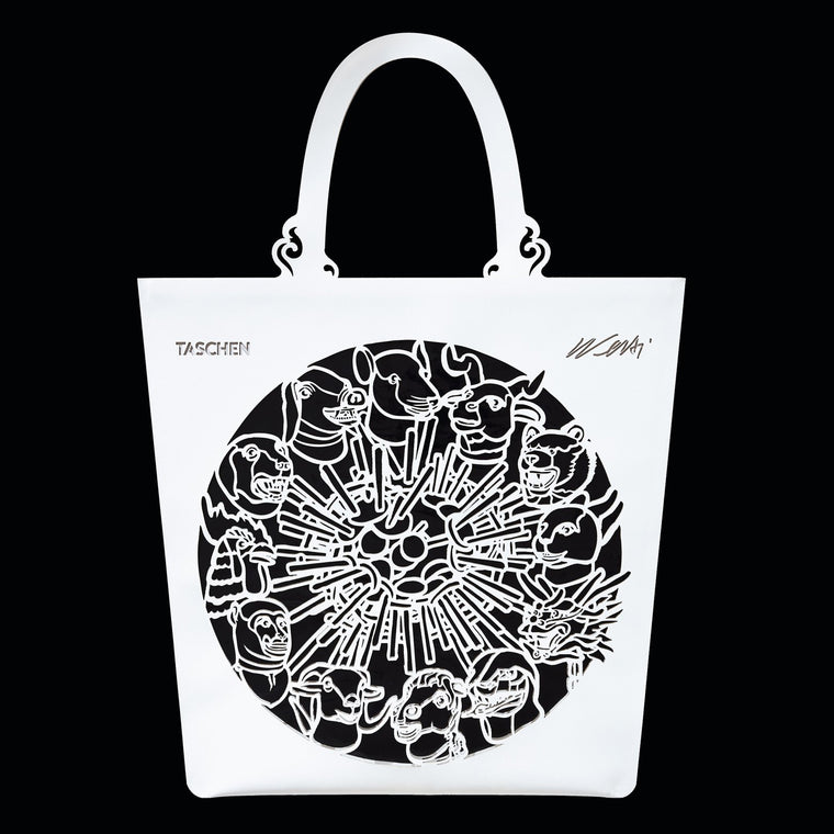 The China Bag (Zodiac) by Ai Weiwei