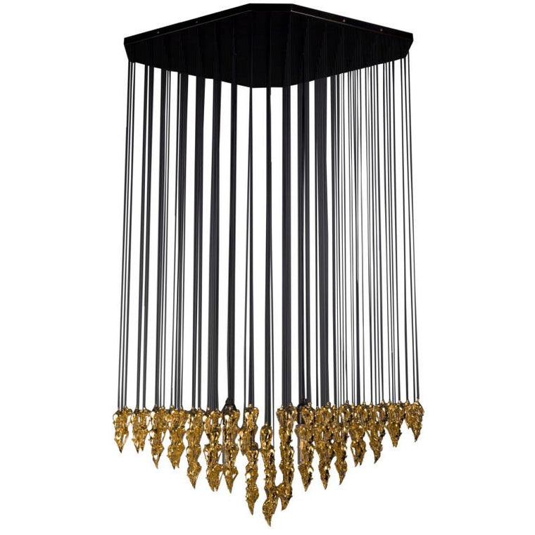 Chukar Chandelier by Yeni Mao