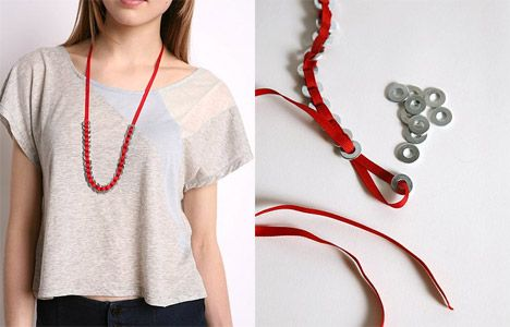 Necklace Kit #3 by Anni Albers