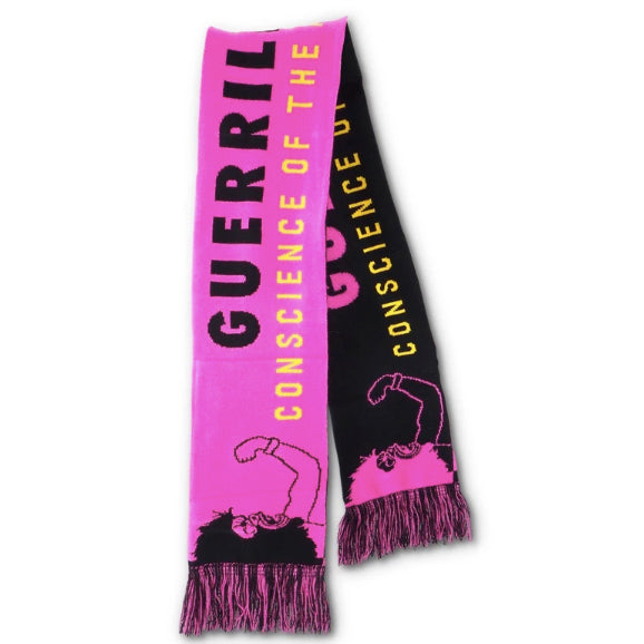 Scarf by Guerrilla Girls