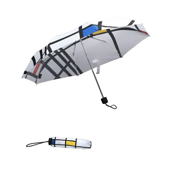 Mini Umbrella by Piet Mondrian