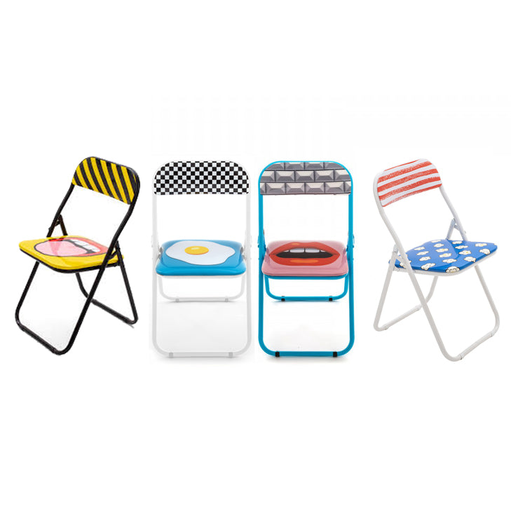 Tongue Folding Chair from Studio Job x Seletti