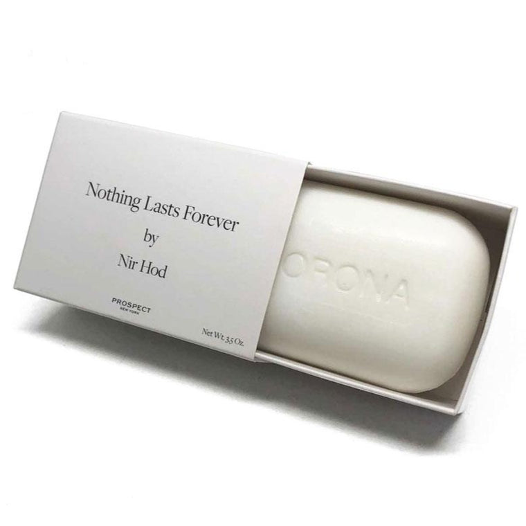 Nothing Lasts Forever Soap (3-pack) by Nir Hod