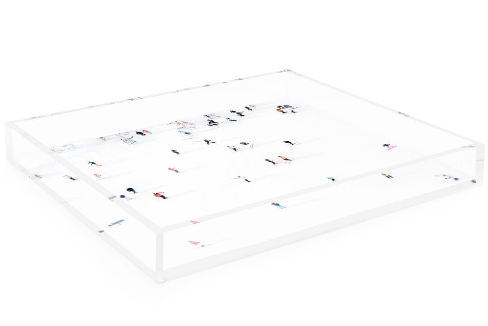 Ski Tray by Gray Malin