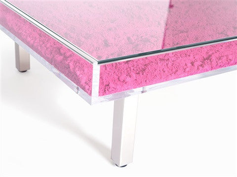 Table Monopink™ by Yves Klein