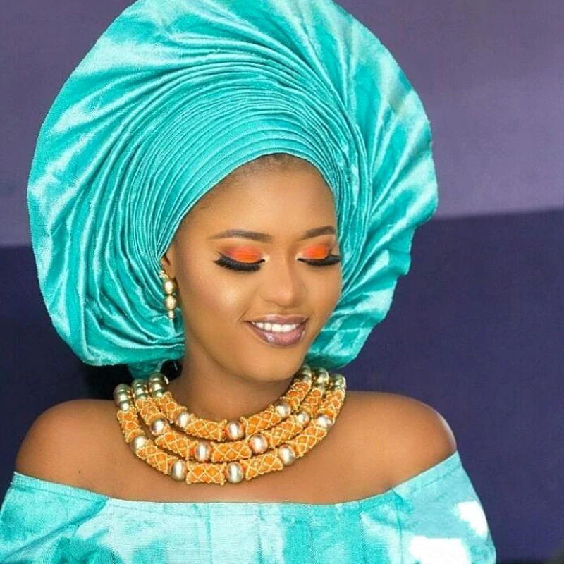 Gele Headwrap| A Significant Cultural African Head Covering