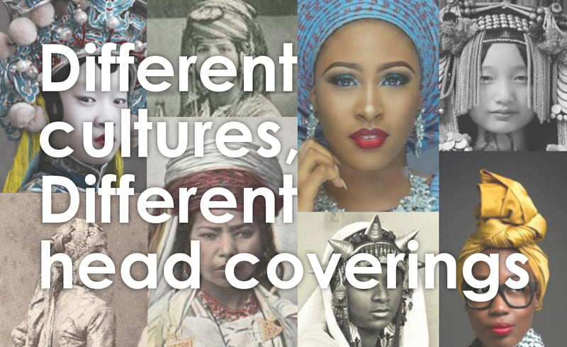 Fun Facts of Different Types of Head Coverings in Different Cultures