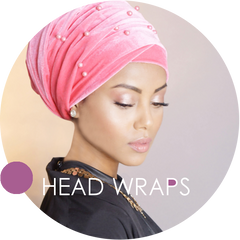 Modest Fashion Mall Head wraps collection