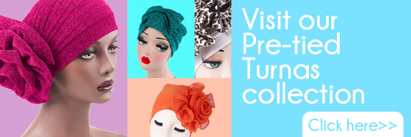 Modest Fashion Mall Wholesale banner turbans collection pre tied head wraps head coverings hijabs