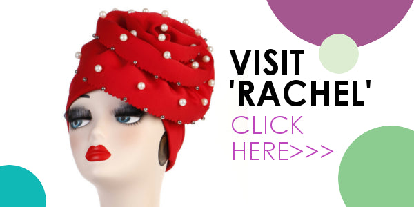 Modest Fashion Mall head coverings head wraps turbans pre-tied hijabs new arrival rachel