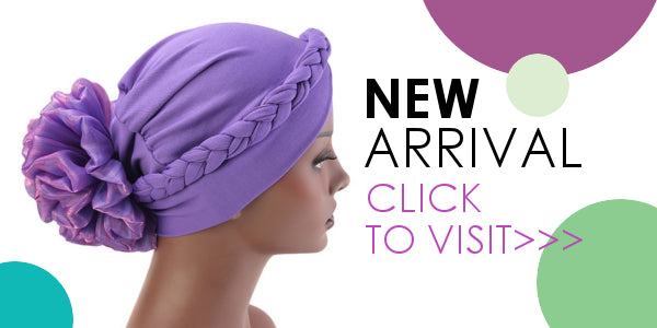 Modest Fashion Mall head coverings head wraps turbans pre-tied hijabs new arrival shantel