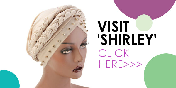 Modest Fashion Mall head coverings head wraps turbans pre-tied hijabs new arrival shirley