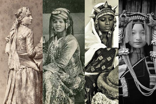 Modest Fashion Mall turbans headwraps head coverings pre-tied easy to use Fun Facts of Different Types of Head Coverings in Different Cultures