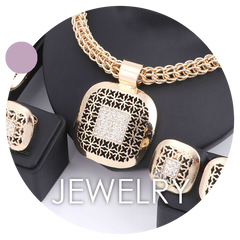Modest Fashion Mall Jewelry sets collection