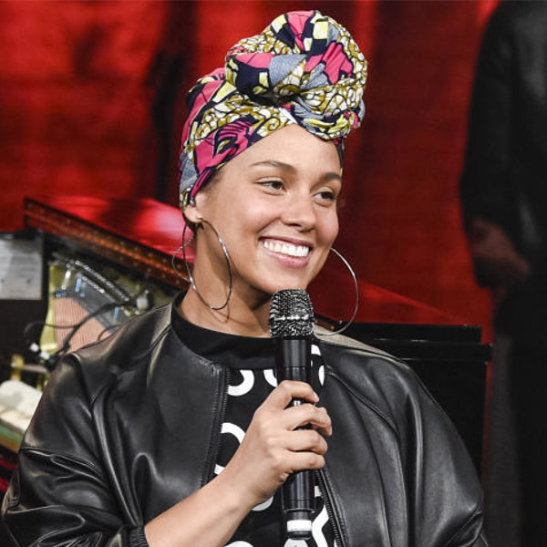 Modest fashion Mall blog post 5 celebrities head wraps turbans head coverings hijabs Alicia Keys