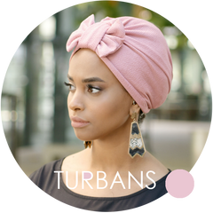 Modest Fashion Mall pre-tied turbans collection