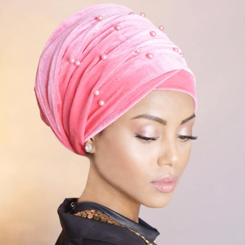 Headscarf, Head wrap, Head covering, Modest Chic, Pink