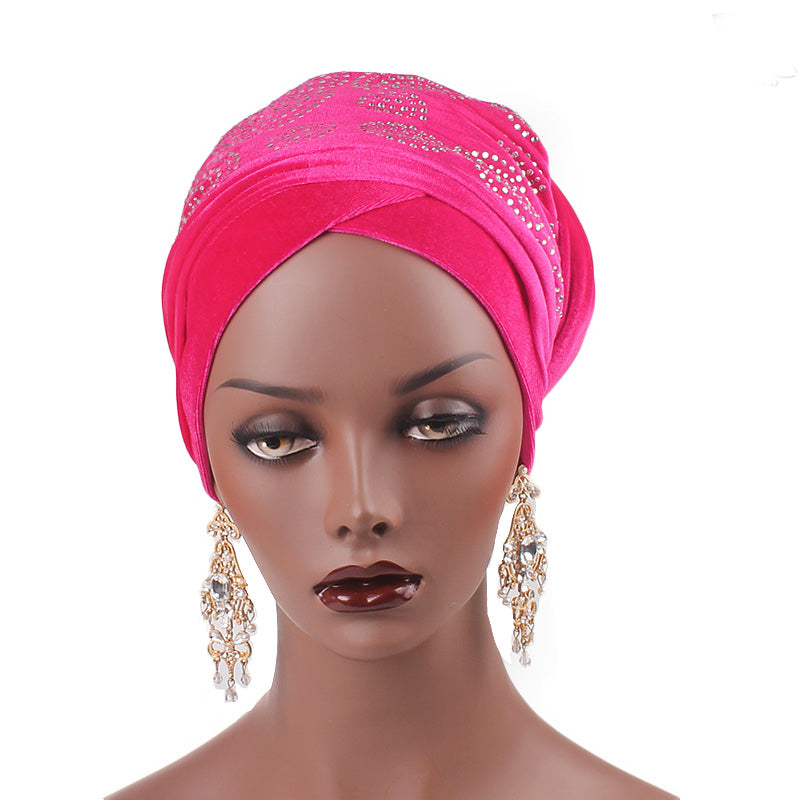 Doris_Nigerian_Head_wrap_Headwear_Head_covering_Headscarves_Pink