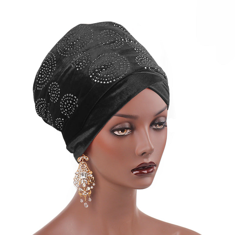 Doris_Nigerian_Head_wrap_Headwear_Head_covering_Headscarves_verient-black