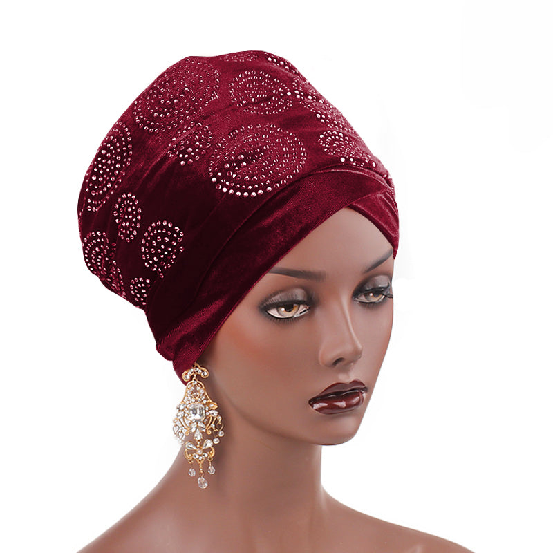 Doris_Nigerian_Head_wrap_Headwear_Head_covering_Headscarves_verient-red_wine