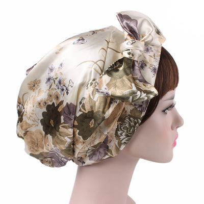 Felicia headscraf modest fashion mall bandannas headwear beige