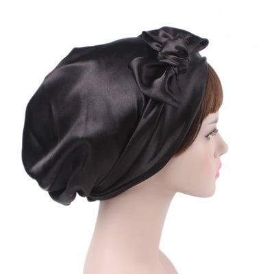 Felicia headscraf modest fashion mall bandannas headwear black